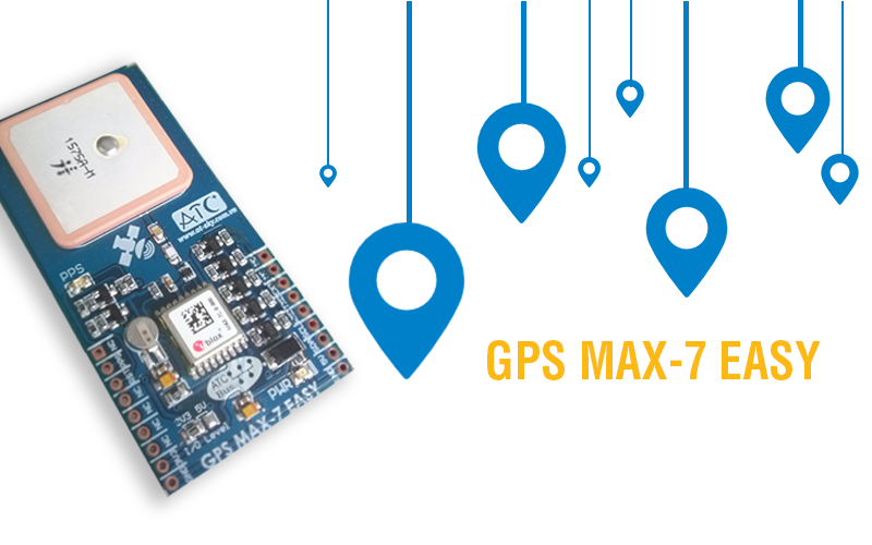 GPS MAX-7 Easy