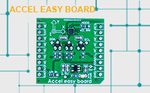 ACCEL EASY BOARD