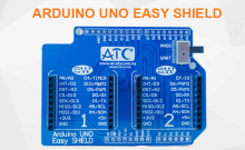 ARDUINO UNO EASY SHIELD